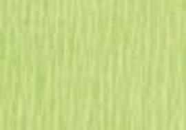 Folia Crepepapier WIT GROEN - 250 x 50 cm