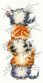 BORDUURPAKKET MARGARET SHERRY - TOP CAT - BOTHY THREADS
