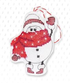 CHRISTMAS TOYS SNOWMAN - LUCA-S