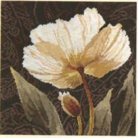 WHITE FLOWERS - ALISA