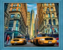 NEW YORK TAXI AZ-1707