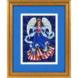 PATRIOTIC ANGEL  - Dimensions (USA)