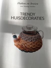 Trendy huisdecoraties haken & breien