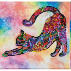 KRALEN BORDUURPAKKET CAT - ABRIS ART