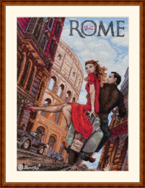 VISIT ROME - MEREJKA