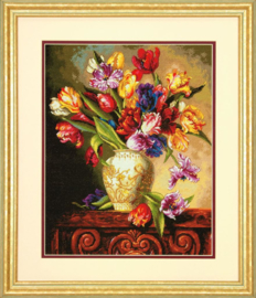 PARROT TULIPS - Dimensions (GOLD collection)