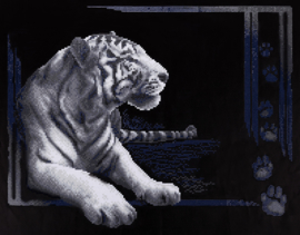 DIAMOND PAINTING TIGER - FREYJA CRYSTAL