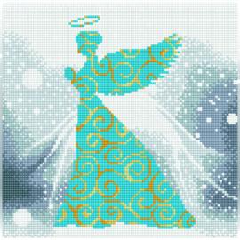 DIAMOND ART ANGEL - LEISURE ARTS