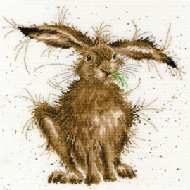 BORDUURPAKKET HANNAH DALE - HARE BRAINED - BOTHY THREADS