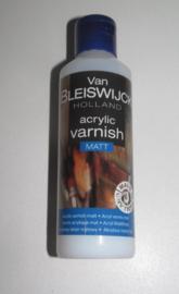 Van Bleiswijk vernis mat