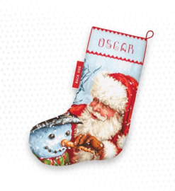 Borduurpakket LETI 921 Christmas Stocking