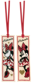 BLADWIJZER KIT DISNEY IT'S ALL ABOUT MINNIE SET VAN 2
