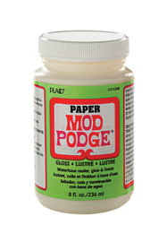 Mod Podge • Paper Gloss 236ml