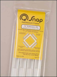 Q-Snap 3 inch vergrootset (extention set/4 voor de 11 inch Q-snap)