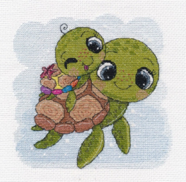 FUNNY TURTLES S1377 - OVEN