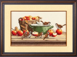 SPARROWS AND APPLES S/Z060