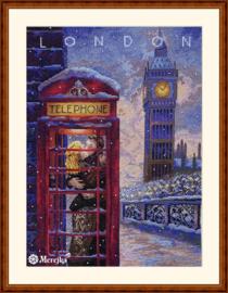 VISIT LONDON - MEREJKA