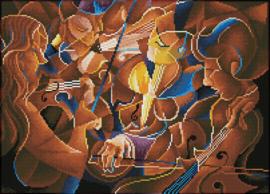 DIAMOND DOTZ MUSICAL JAM - NEEDLEART WORLD