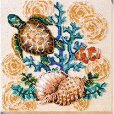 KRALEN BORDUURPAKKET SEA CREATURES - ABRIS ART