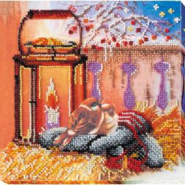 KRALEN BORDUURPAKKET BY THE FIRE - ABRIS ART