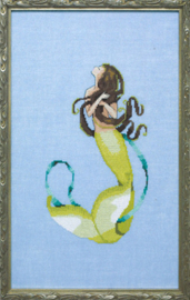 MATERIAALPAKKET PETITE MERMAID COLLECTION - BELLA VITA - MIRABILIA DESIGNS