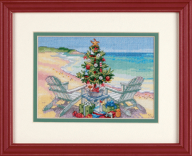 CHRISTMAS ON THE BEACH - Dimensions PETITES