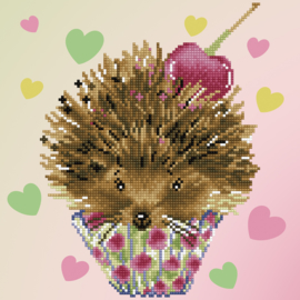 DIAMOND DOTZ LOVE PRICKLES - NEEDLEART WORLD