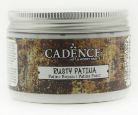 CADENCE - RUSTY PATINA - PATINA WHITE