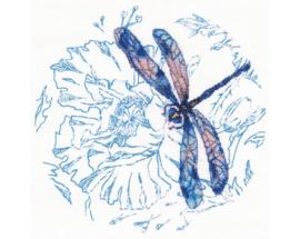 BORDUURPAKKET DANCE OF DRAGONFLIES - RTO