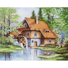 SPRING LANDSCAPE HOUSE (aida)