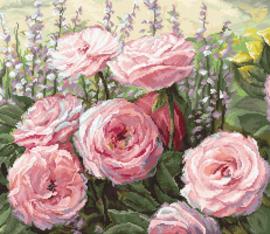 Borduurpakket LETI 952 Summer Bloom