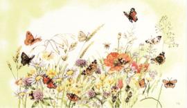 Marjolein Bastin - Vlinders met Bloemen