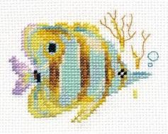 TROPICAL FISH S0-151 - ALISA