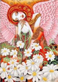 BLOEMENFEE ROSE - TELA ARTIS