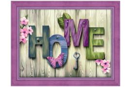 HOME (40 x 30 cm)