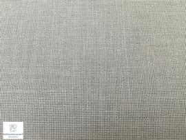 Borduurstramien fijn - 6 kruisjes per cm - 60cm breed, per halve meter