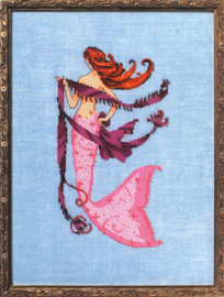 MATERIAALPAKKET PETITE MERMAID COLLECTION - SOLO TUA - MIRABILIA DESIGNS