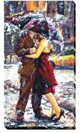 KRALEN BORDUURPAKKET LOVE STORY – 2 - ABRIS ART