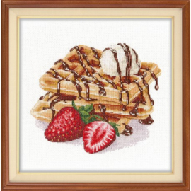 VIENNESE WAFFLES S1236 - OVEN
