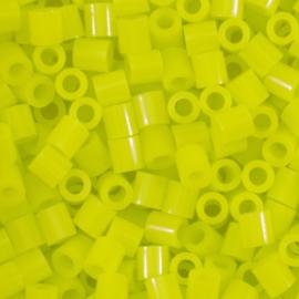 Strijkkralen 1100pcs Neon Geel - Vaessen Creative 030