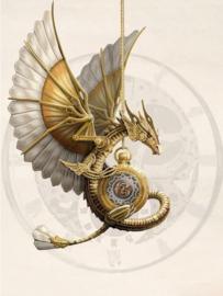 STEAMPUNK DRAGON - TELA ARTIS