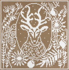 DIAMOND PAINTING DEER - FREYJA CRYSTAL