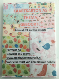 Decor Karton Geboorte (24)
