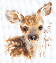 ANIMAL PORTRAITS. FAWN S0-195 - ALISA