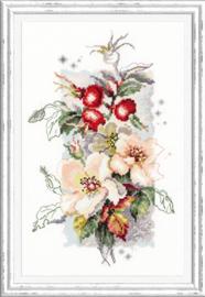 BORDUURPAKKET ROSA CANINA - CHUDO IGLA (MAGIC NEEDLE)