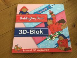 3D blok studio light Paddington Bear/Ot en Sien/Baby Swalk