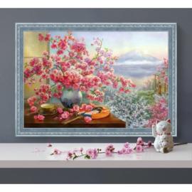 SAKURA BOUQUET (60 x 40 cm)