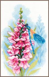 Home and Garden - De Schat van de Libelle (aida )