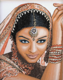 Culture - Indische Vrouw