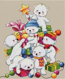 BEARS: CHRISTMAS BEARS